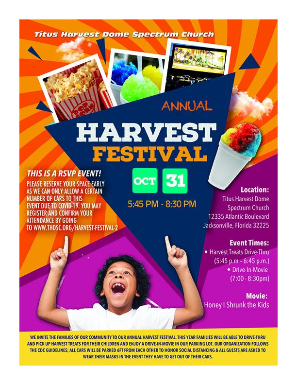 2020 THDSC Harvest Festival FlyerV1